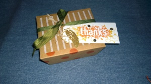 Decorated Take out Box