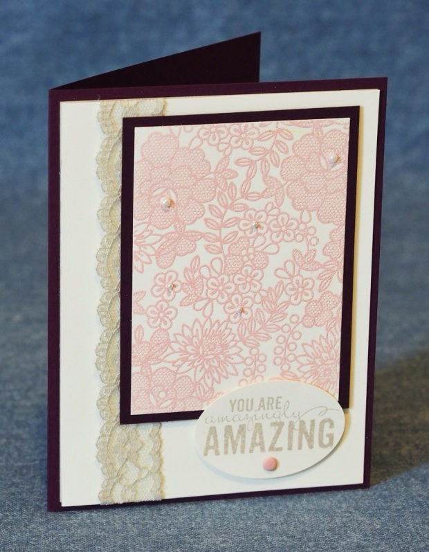 lacy card