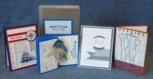 Stamp o'stack - Guy Cards June 2015