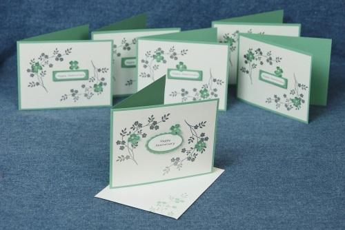 Anniversary cards