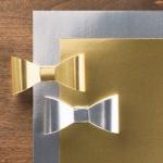 gold silver foil
