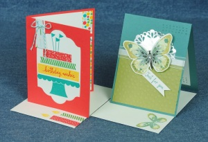 Monthly Card Class August 2015