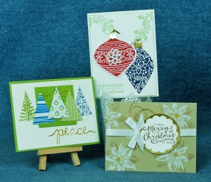 October 2015 Christmas Stamp Camp # 2