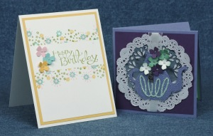 April Card Class