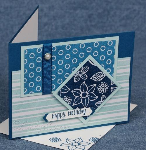 emboss resist card