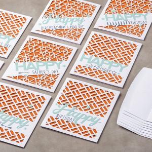 May 2016 Kit Guy Cards