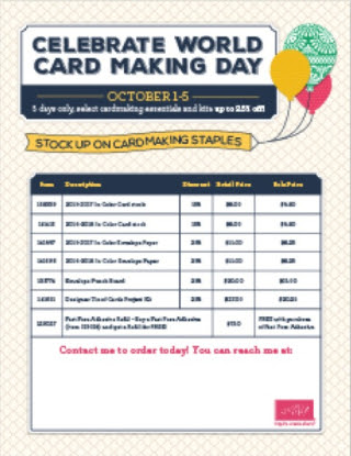 world-card-day-flyer